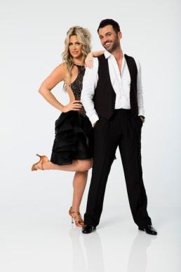 DANCING WITH THE STARS - KIM ZOLCIAK BIERMANN & TONY DOVOLANI - The celebrity cast of
