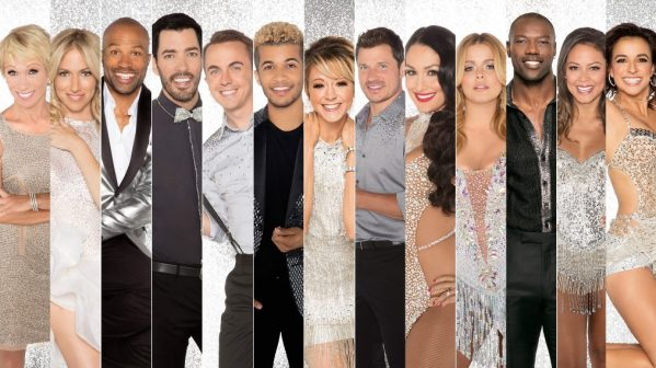 Dancing with the Stars S25 Cast